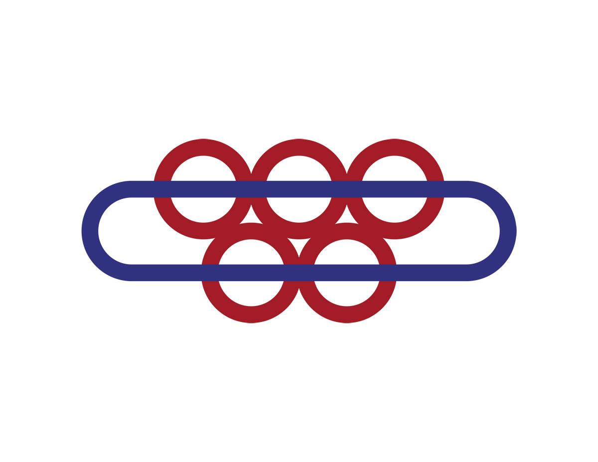London 2012 logo, Jon Dicus