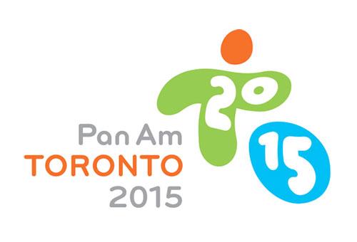 Pan American Games logo Toronto 2015