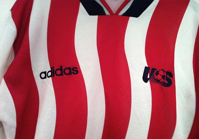 USA 1994 home shirt