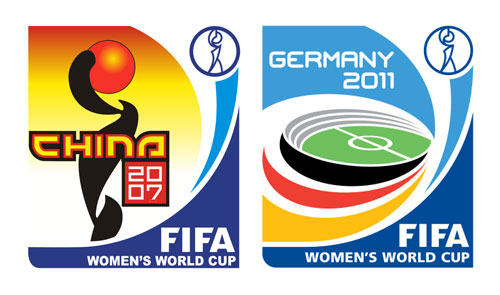 Women's World Cup logos