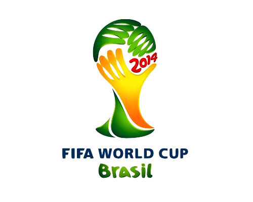 Brazil World Cup logo 2014