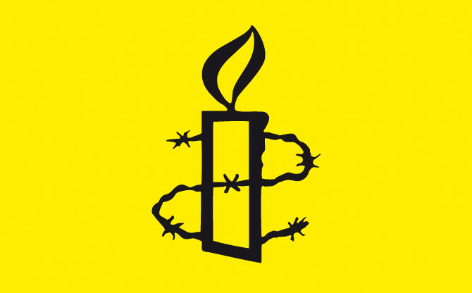 Amnesty International symbol