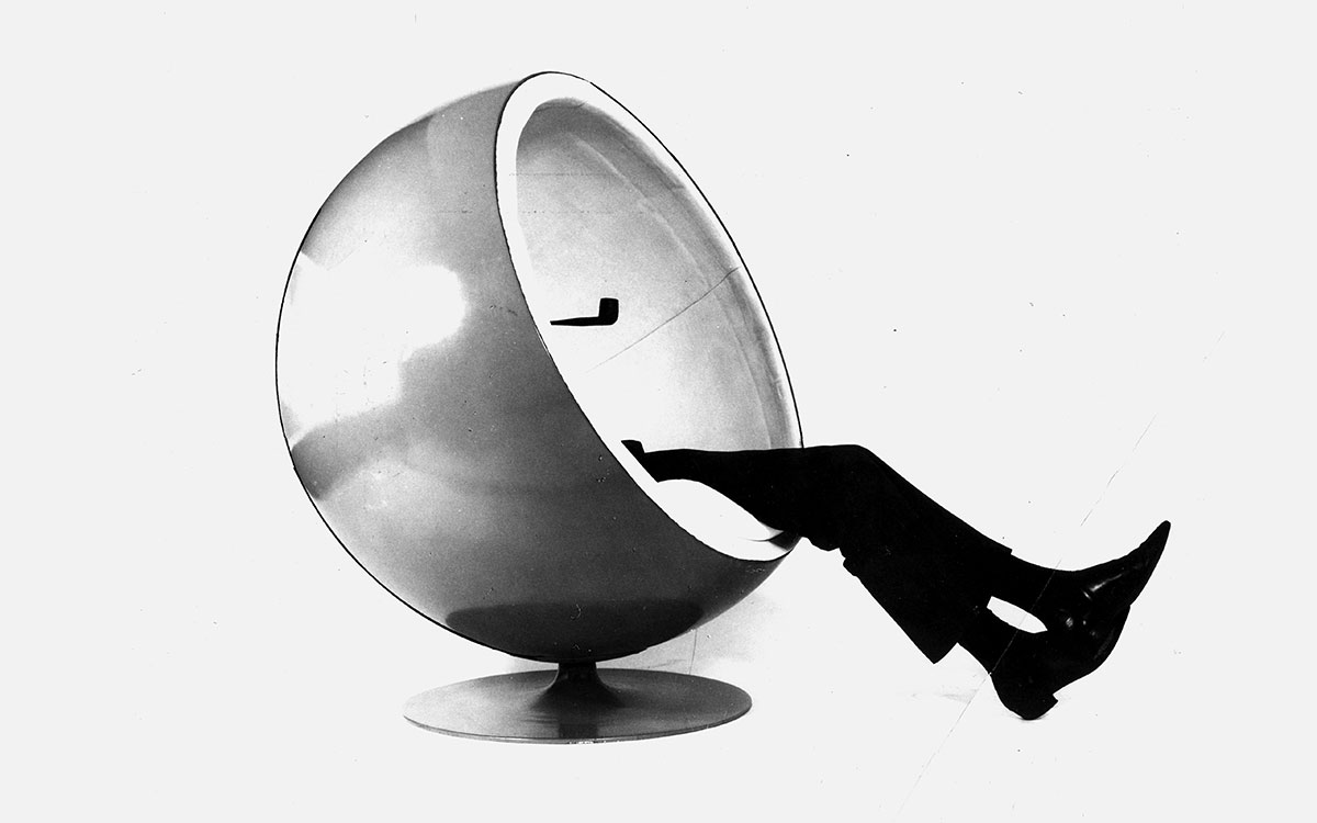 eero aarnio originals by bond logo design love. Black Bedroom Furniture Sets. Home Design Ideas