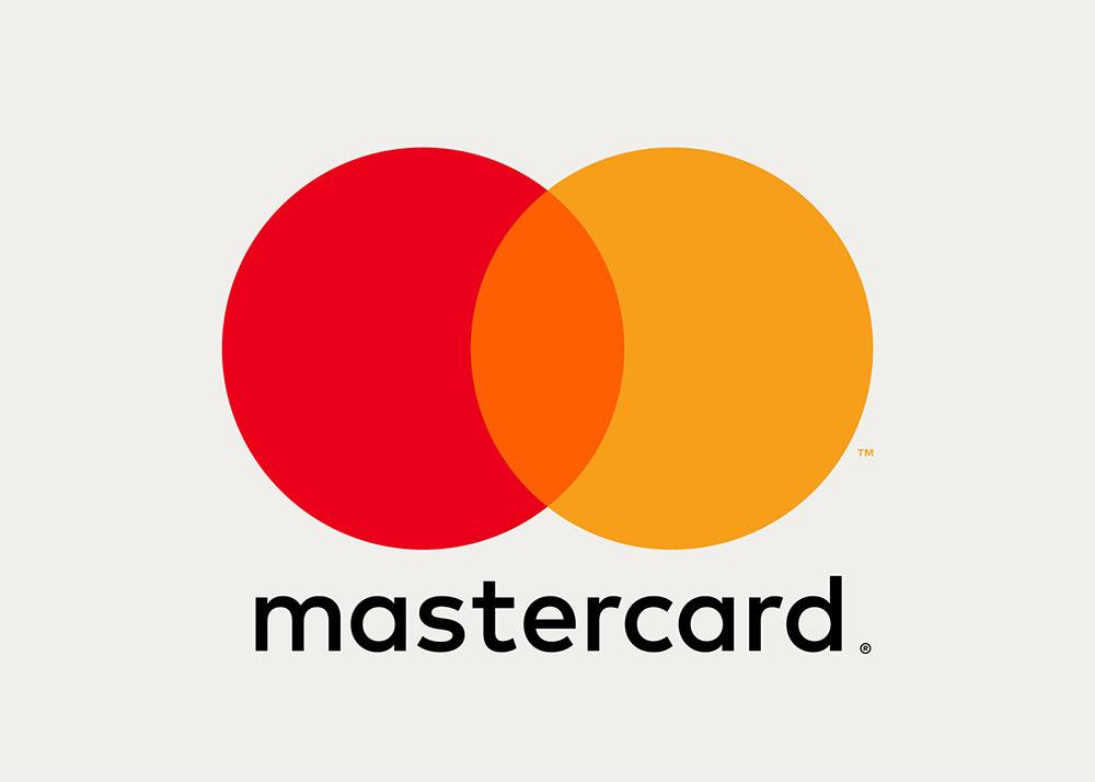 mastercard simplified logo design love