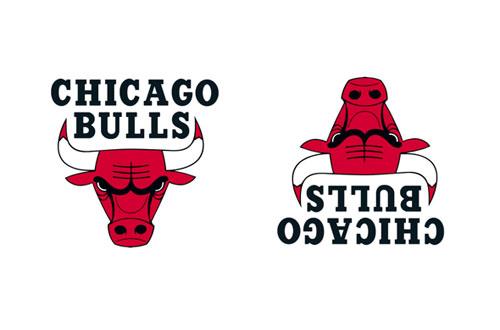 Upside-down logos | Logo Design Love  Red Dog Logo Brand