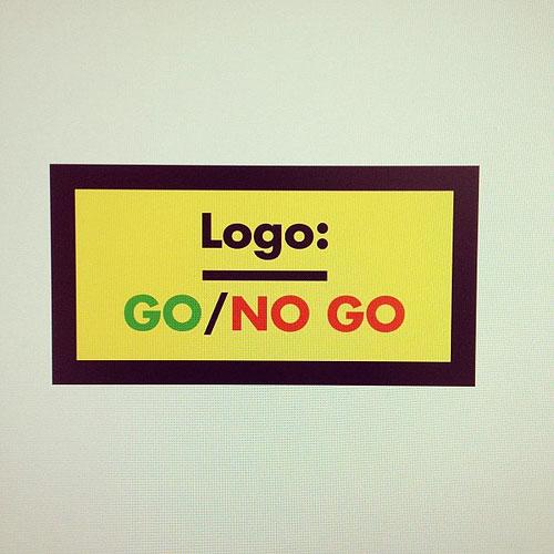 Logo Go/No Go