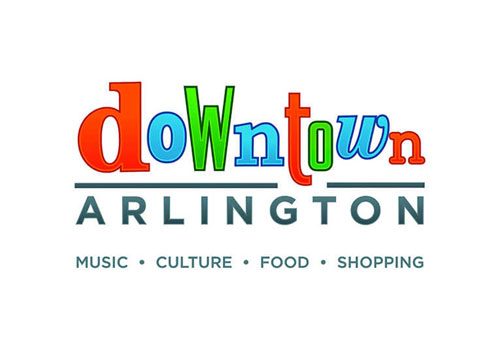 Downtown Arlington logo