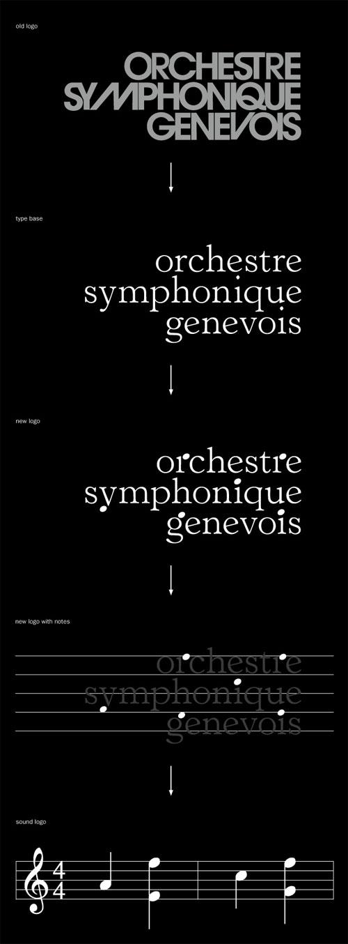 Orchestre Symphonique Genevois logo