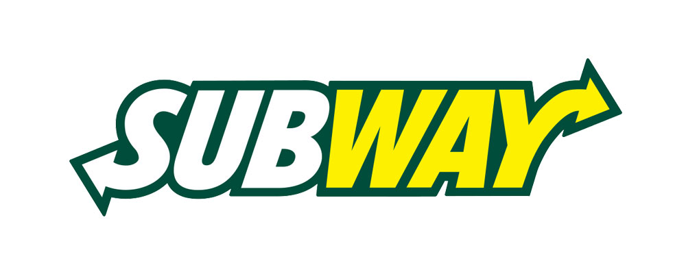 Old Subway logo