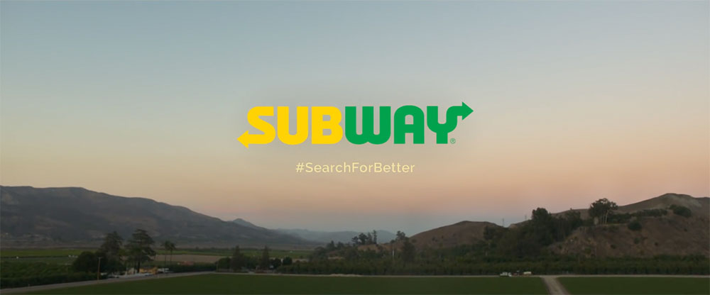 New Subway logo