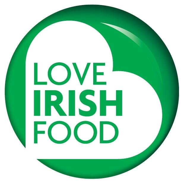 Love Irish Food logo