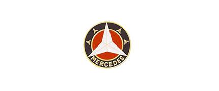 Mercedes logo 1916