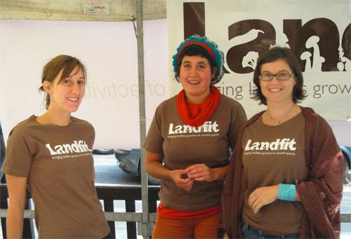Landfit tshirt