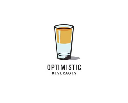Optimistic Beverages logo