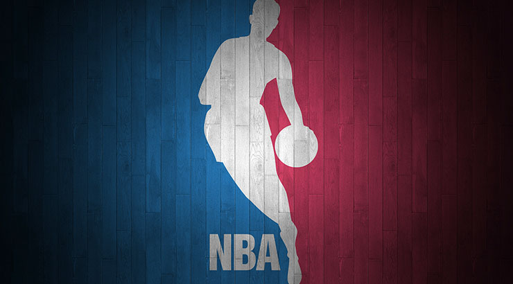 THE NBA's iconic logo