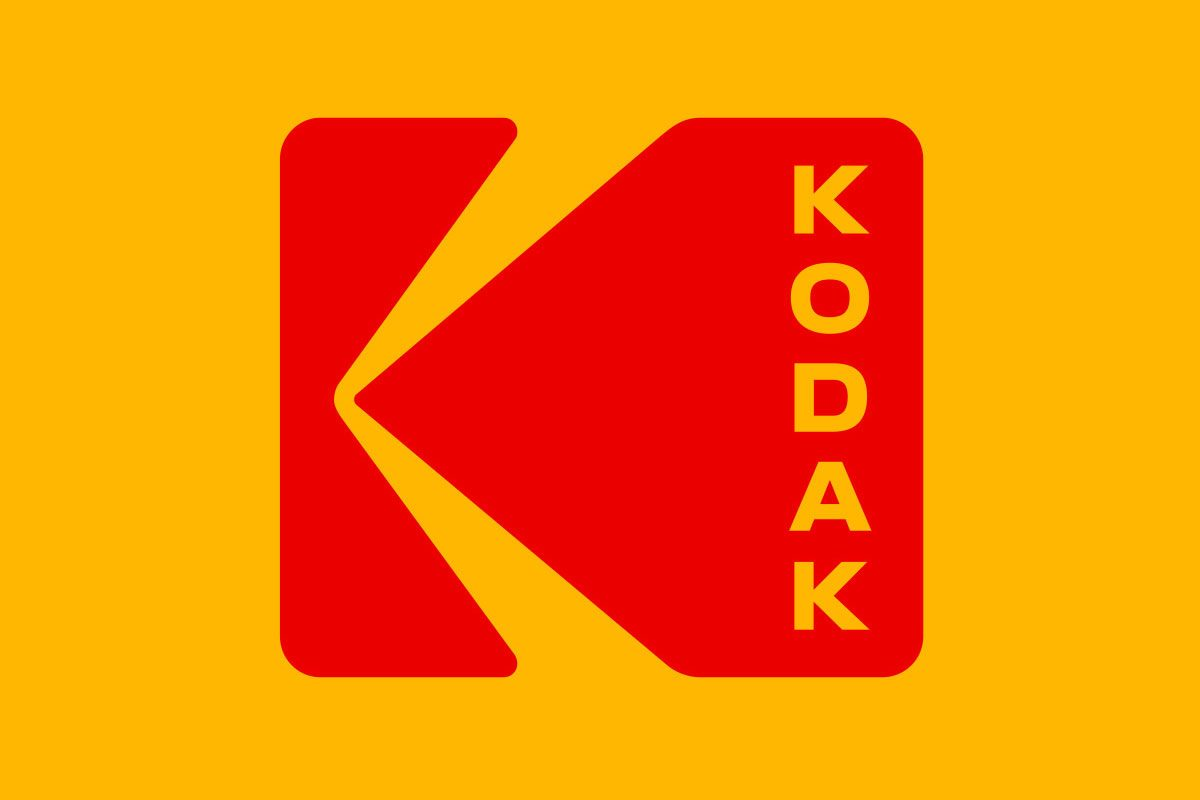 Kodak logo by Work-Order