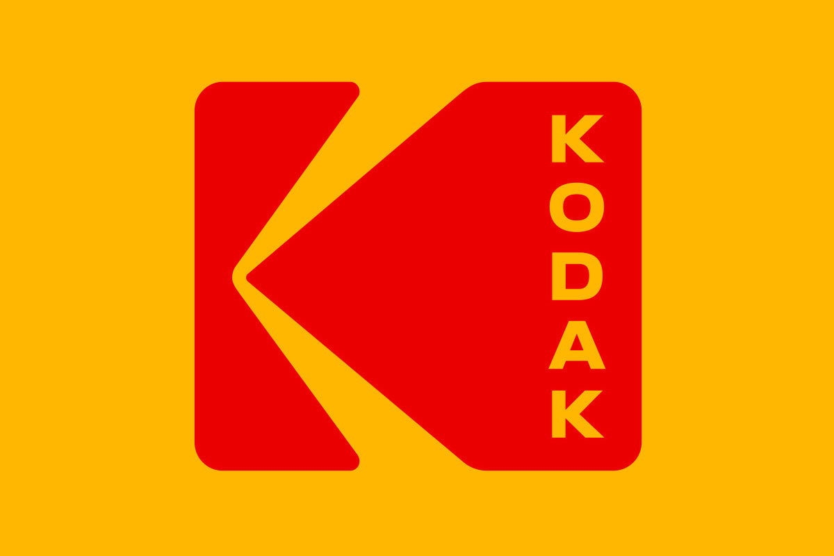 Kodak Logo on Me Book