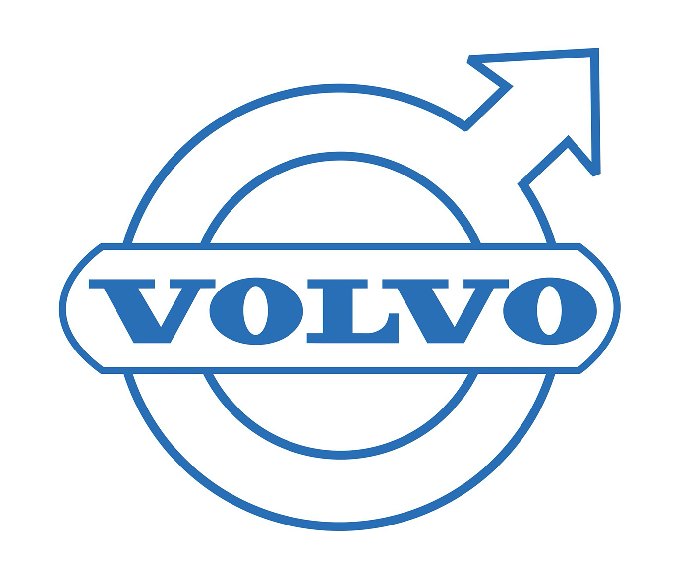 Volvo logo 1959-1999