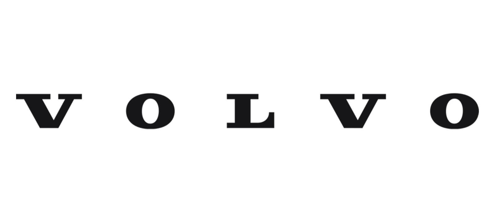 Volvo logo 2020