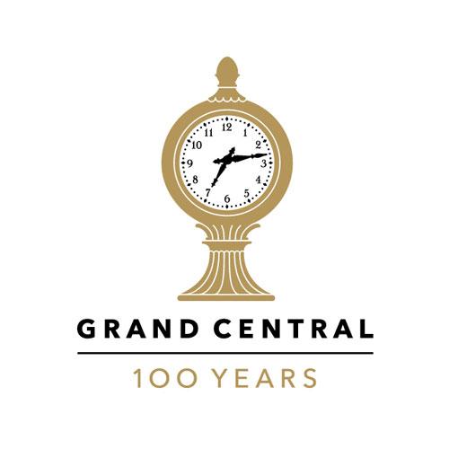 Grand Central Centennial logo