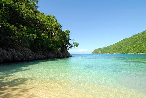 Haiti beach