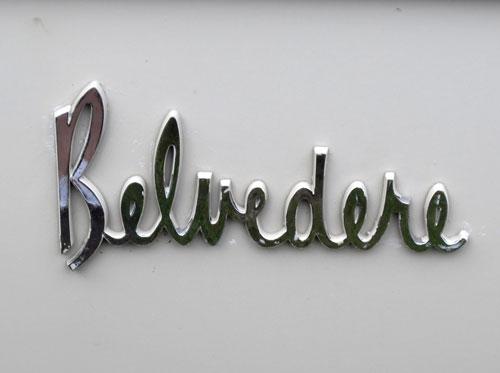Belvedere logotype