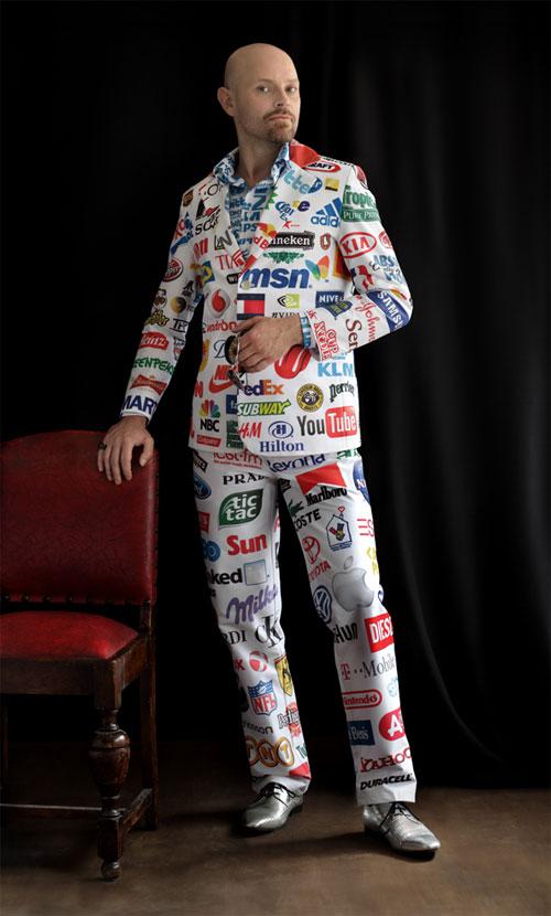 Brand suit
