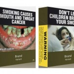 Australia bans logos on cigarette packaging