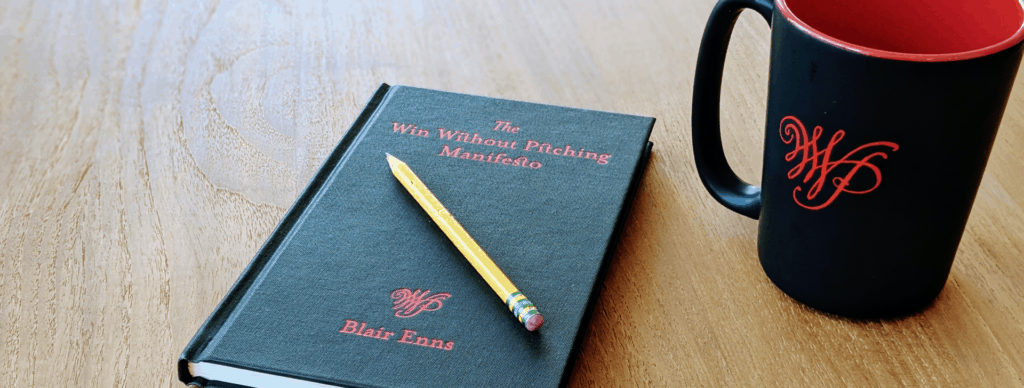 Win Without Pitching book