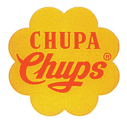 Chupa Chups logo Salvador Dali 1969