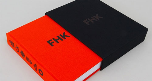 FHK Henrion book
