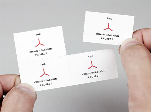 The Chain Reaction Project card