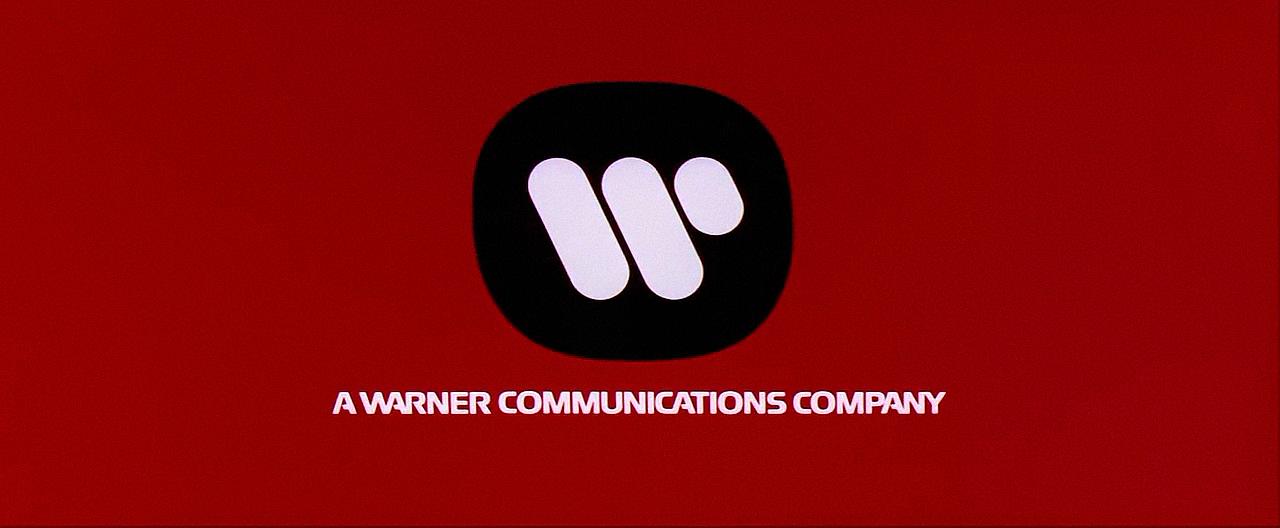 Warner Bros logo by Saul Bass