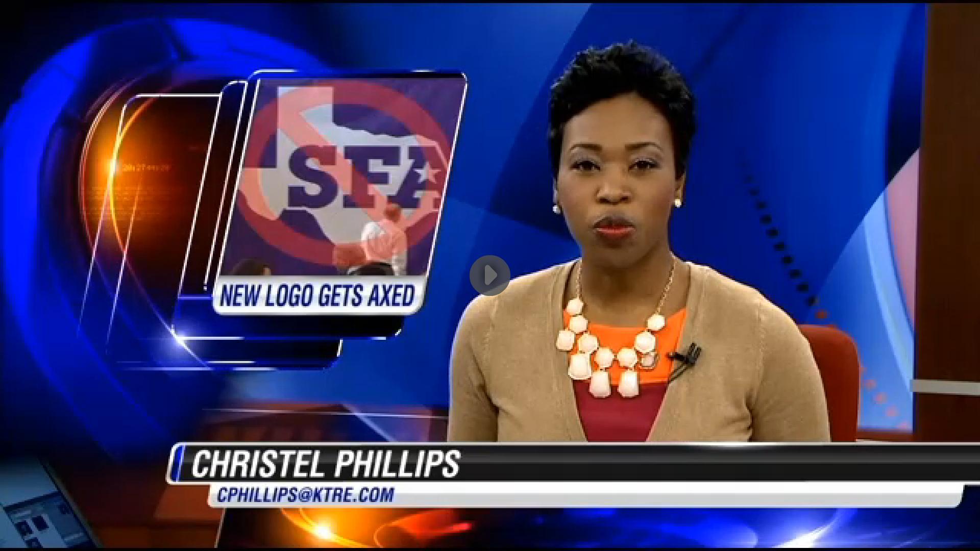SFA logo gets axed