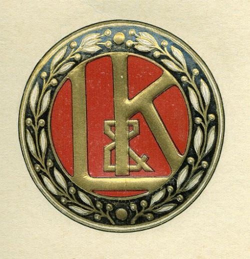 Skoda L and K logo
