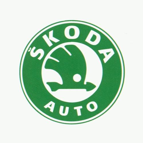 Skoda logo 1990s