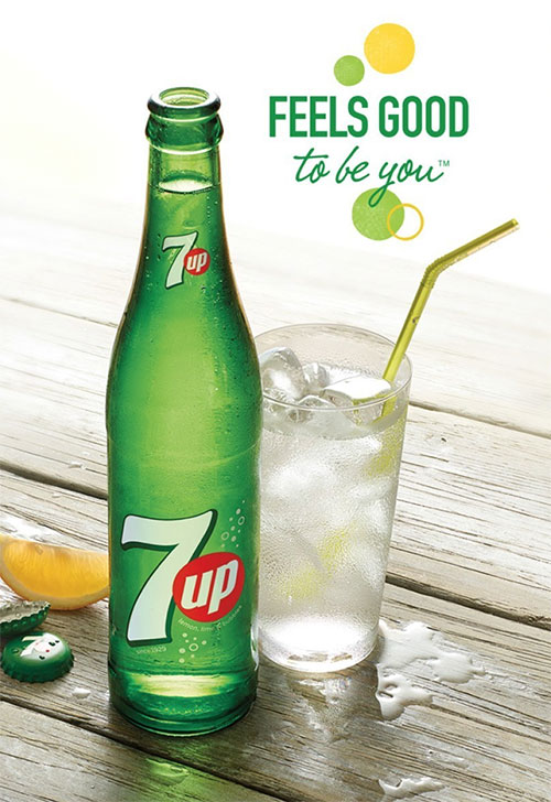 7up logo 2014 bottle