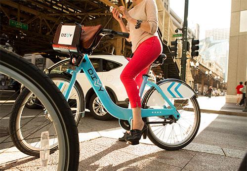 Divvy Bike Share identity