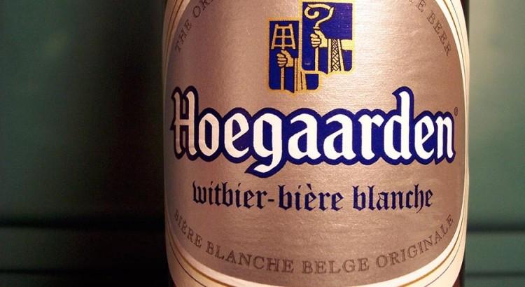 Hoegaarden bottle