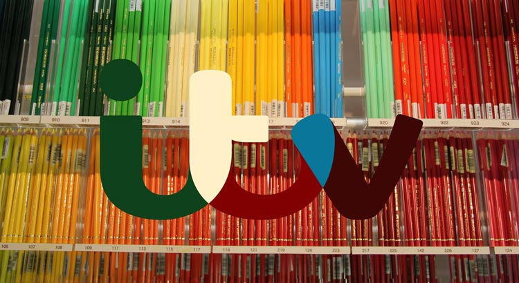 ITV logo by Rudd Studio