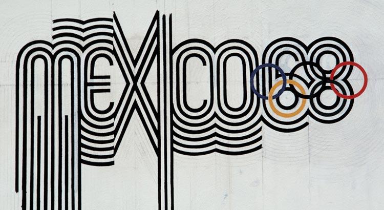 Mexico 68 logo