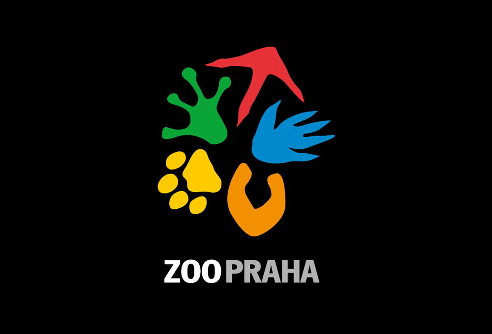 Prague Zoo logo