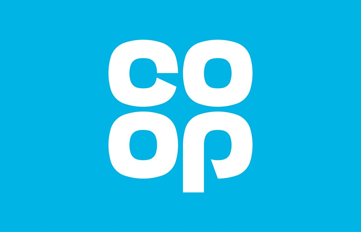 Co-op logo by North