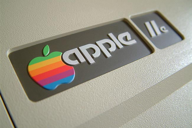 Apple ii logo