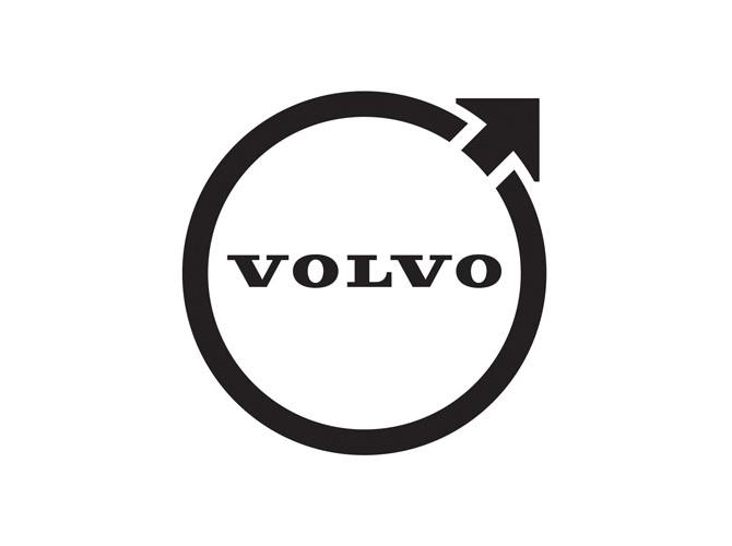 New Volvo logo 2021