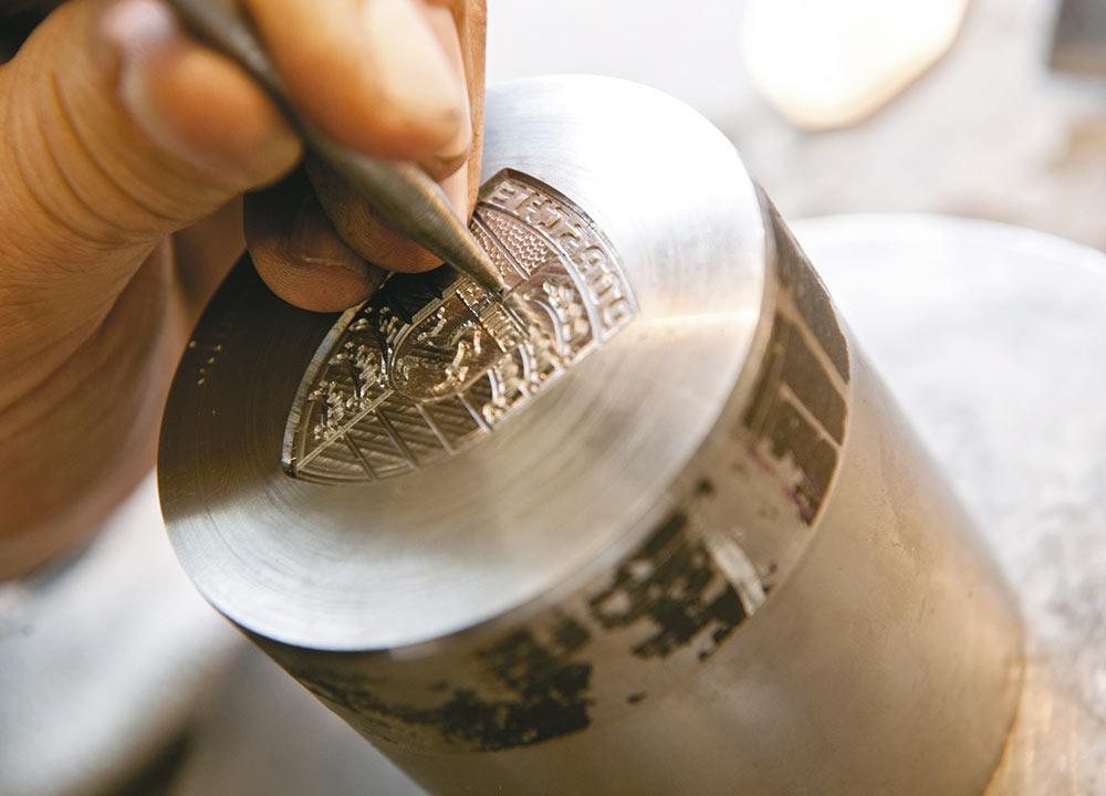 Печать фотографий на металле своими руками