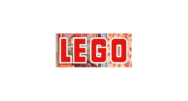 Lego logo 1952-53