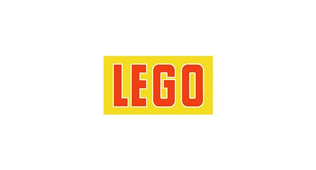 Lego logo 1953-55