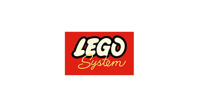 Lego logo 1960-65