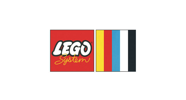 Lego logo 1965-72